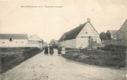 France - 28 - Gellinville - Route De Corancez , Près De Chartres , Nogent-le-Phaye , Le Coudray , Morancez - France