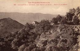 SAINT MARTIN Du CANIGOU - Pyrénées Orientales - 66 - Chapelle St Benoit Près De VERNET - G42 - Autres Communes