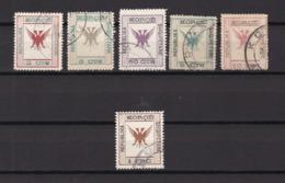 Albanien - Republik Korca - 1917 - Michel Nr. 12/17 - 42 Euro - Albania