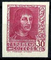 España Nº 844Aech En Nuevo. Cat.190€ - 1931-50 Nuevos & Fijasellos