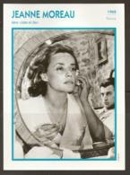 PORTRAIT DE STAR 1962 FRANCE - ACTRICE JEANNE MOREAU Dans JULES Et JIM - ACTRESS CINEMA FILM PHOTO - Fotos