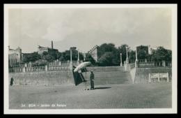 BEJA - Jardim Da Rampa.( Ed. Papelaria Correia Nº 34) Carte Postale - Beja