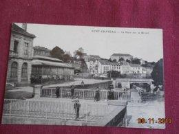 CPA - Pontchâteau - Le Pont Sur Le Brivet - Pontchâteau