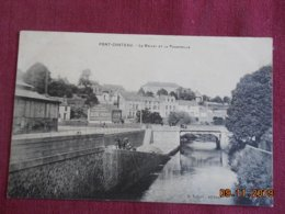 CPA - Pont-Château - Le Brivet Et La Passerelle - Pontchâteau