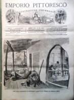 Emporio Pittoresco Del 26 Agosto 1877 Esposizione Philadelphia Formichiere Trina - Voor 1900