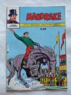 MANDRAKE N° 174  TBE - Mandrake