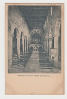 BA200 - FIESOLE - Interno Della Cattedrale - Firenze (Florence)