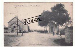 Denée-Maredsous (Rue De Dinant - école Gardienne 1908) - Anhée