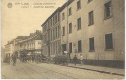 89bis GAND : Caserne D'Artillerie - GENT : Artillerie Kazerne - Gent