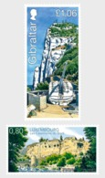 H01 Gibraltar 2019 Luxembourg Joint Issue MNH Postfrisch - Gibilterra