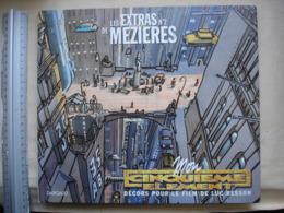 CINEMA LE CINQUIEME ELEMENT Les Extras Numero 2 De MEZIERES - Autres Collections