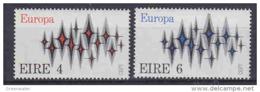 Europa Cept 1972 Ireland 2v ** Mnh (45189A) - 1972