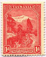 ** 1902, 1 D., Carmine-red, Perf. 12 1/2, Inverted Wmk (!), MNH, F!. Estimate 2.000€. - Australien