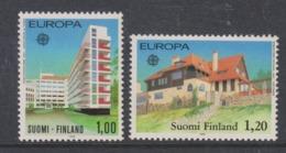 Europa Cept 1978 Finland 2v ** Mnh (45189B) - Europa-CEPT