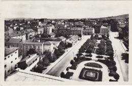 Rhone : VILLEFRANCHE-sur-SAONE : Panorama Et Les Nouveaux Jardins ( C.p.s.m. Photo Vérit. ) - Villefranche-sur-Saone