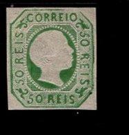 Por. 07 König Pedro MLH * Mint - 1853 : D.Maria