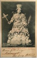 V 10638 ACIREALE -Santa Vergine Maria Patrona Di Acireale - Acireale