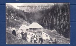 POSTCARD-ROMANIA-MUNTI-BUCEGI-1909-(BUTSCHETSCH-IN GERMANA)-SEE-SCAN - Rumania