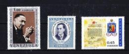 Venezuela Nº 788-755-776 Nuevo - Venezuela