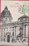 Hongarije Hongary Ungarn Hongrie Magyarorszag Budapest Kir Varreszlet Teil Der Kgl Burg 1913 RARE Old Postcard - Hongarije