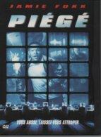 DVD PIEGE - JAMIE FOX - Policíacos