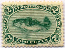 1876/79, 2 C., Blueish Green, M Not H, VF!. Estimate 200€. - Canada