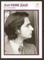 PORTRAIT DE STAR 1970 FRANCE - ACTEUR JEAN PIERRE LÉAUD Dans LA NUIT AMÉRICAINE - ACTOR CINEMA FILM PHOTO - Fotos
