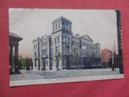 Post Office Charleston South Carolina   Ref 3712 - Charleston