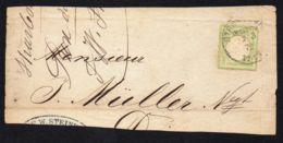 ALLEMAGNE ,  BELLE  OBLITERATION  SUR  FRAGMENT  DU  2  MARS  1872 , A  VOIR . - Non Classés