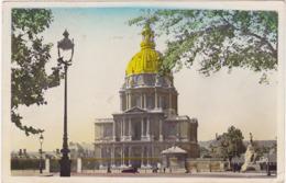 PARIS : Hotel Des Invalides - ( C.p.s.m. Photo Vérit. ) Colorisée - Otros Monumentos