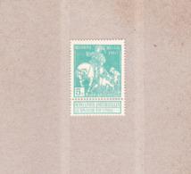 1910 Nr 90** Zonder Scharnier.Caritas.Type Lemaire.OBP 8 Euro. - 1910-1911 Caritas