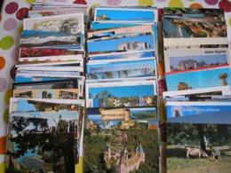 DÉSTOCKAGE - Lot De 400 Cartes Modernes - Très Peu D' Anciennes - Petit Prix - 4 Photos - 100 - 499 Karten