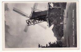 Wassenaar (Molen - Windlust - Originele Foto) - Pays-Bas