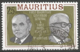 Mauritius. 1978 Definitives. 25r Used. SG 548A - Mauritius (1968-...)