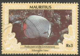Mauritius. 1989 Protection Of The Environment. 3r Used. SG 803A - Maurice (1968-...)