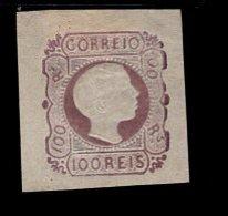 Por. 08 König Pedro MLH * Mint - 1853 : D.Maria