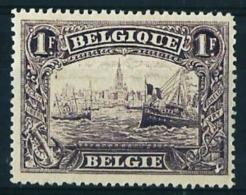 Bélgica Nº 145 Nuevo* Cat.40€ - Belgium