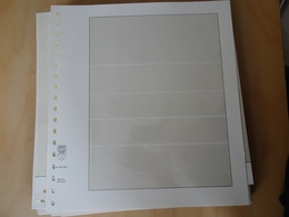 Lindner T Falzlos Blanko Blätter Sortiert 40 Stück (12448) - Album & Raccoglitori