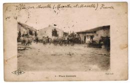 Velle Sur Moselle, Place Centrale (pk63156) - Otros Municipios