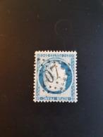 N°60 A,  25 Cts Bleu , GC 707, La Cambe, Calvados. - Marcophilie (Timbres Détachés)