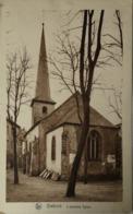 Luxembourg  // Diekirch // Ancienne Eglise (ruckseite - Other View) 1934 - Diekirch