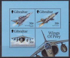 Aviation - GIBRALTAR - Avions De La Royal Air Force - BF N° 36 ** - 1999 - Gibraltar