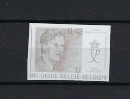 N°2906ND (genummerd 208) MNH ** POSTFRIS ZONDER SCHARNIER COB € 40,00 SUPERBE - Belgique
