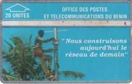 Benin 03 - 20 Unites 1992 12.000ex. Cn.210A - Benin