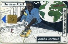 Benin 23 - 50 Unites 100.000ex. Service Plus - Benin
