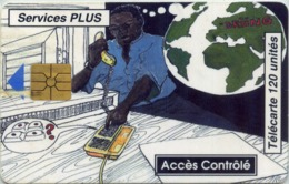 Benin 24 - 120 Unites 50.000ex. Service Plus - Benin