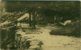 CPA FRANCE - CALENZANA - PLACE ET FONTAINE DE PALTANI - EDITION MARINI - DROILS - 1910s (BG5672) - France