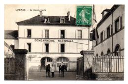 Lormes La Gendarmerie - Lormes