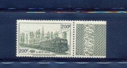 Nr. TR334 Postgaaf ** MNH Prachtig 230 Côte + Bladrand - 1952-....