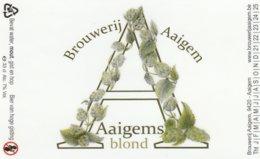 Br.   Aaigem - Beer